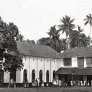 Old photo of School
