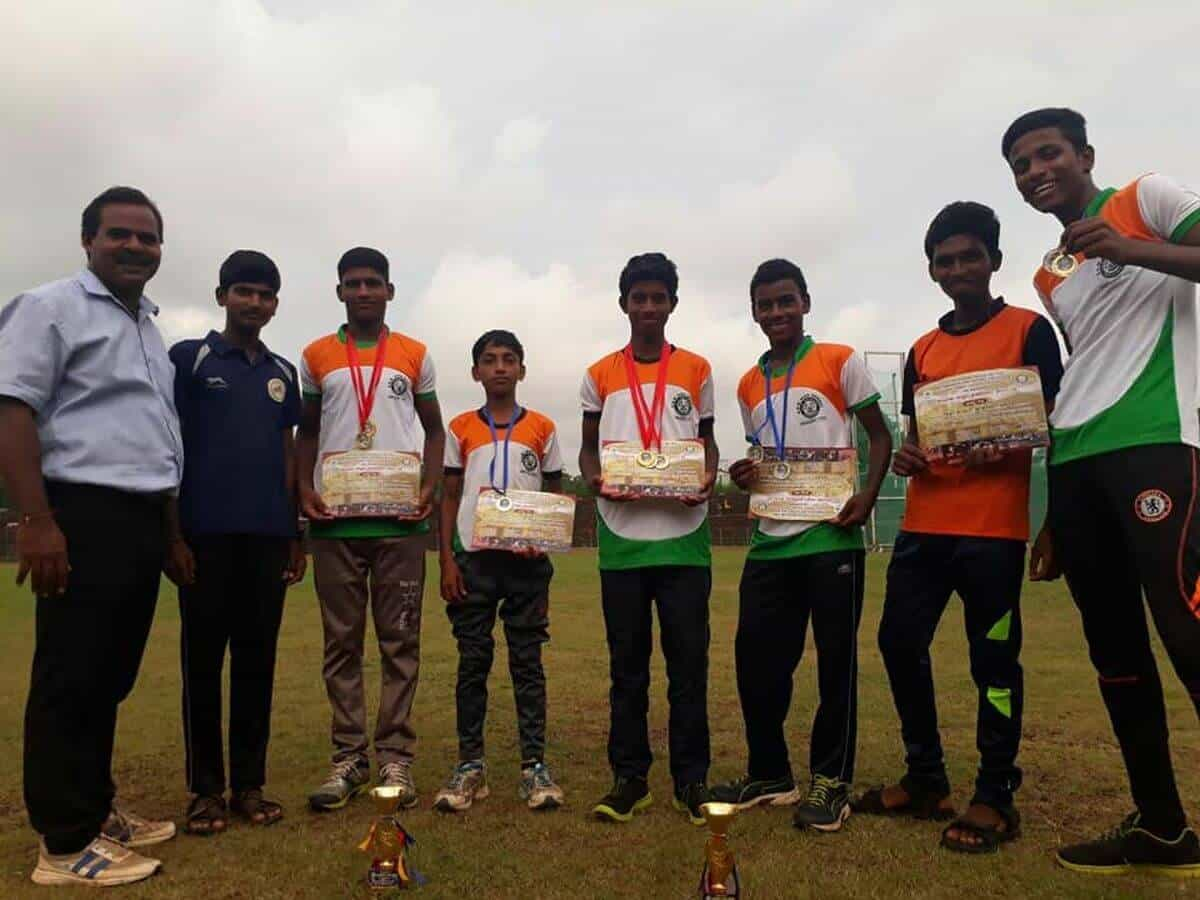 Mangalore Taluk Level High School and Primary Section Athletic Meet 2017-18