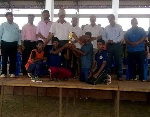 District Level Athletics Meet